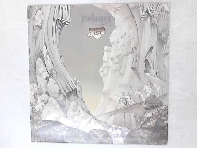 Relayer LP by Yes