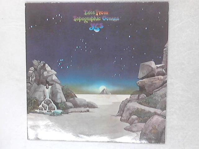 Tales From Topographic Oceans 2xLP by Yes