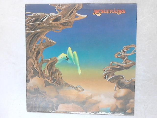 Yesterdays LP by Yes