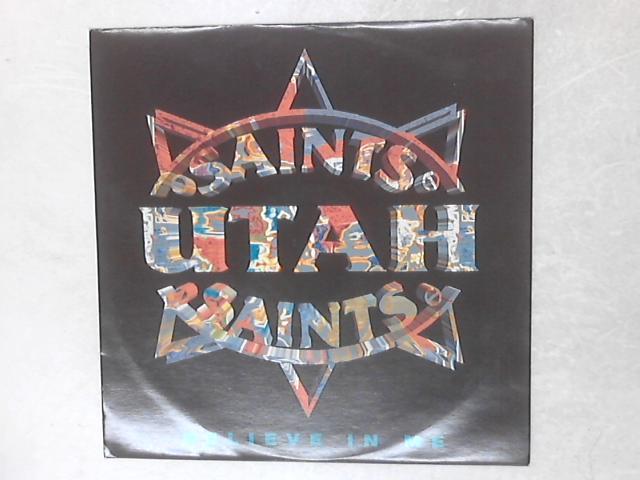 Believe In Me 12in Single By Utah Saints