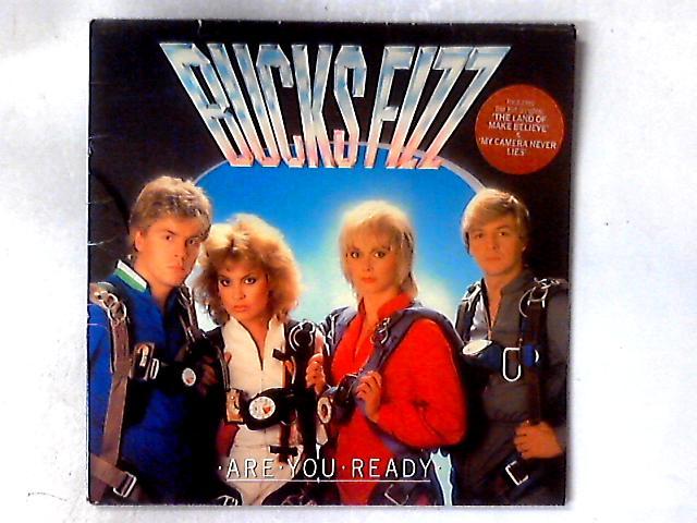 Are You Ready? LP GATEFOLD By Bucks Fizz
