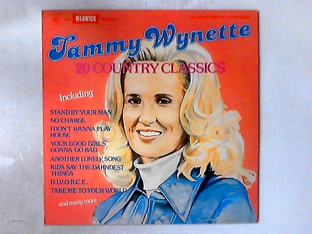 Twenty Country Classics LP COMP By Tammy Wynette