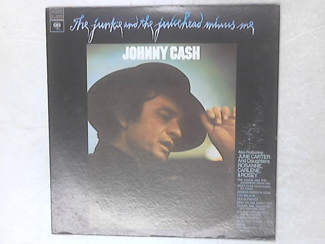 The Junkie And The Juicehead Minus Me LP by Johnny Cash
