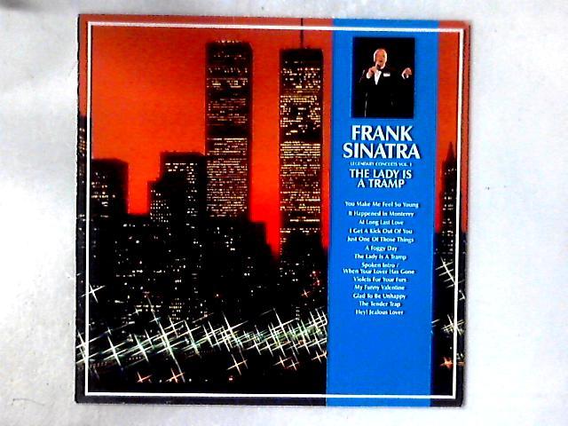 Legendary Conc LP by Frank Sinatra