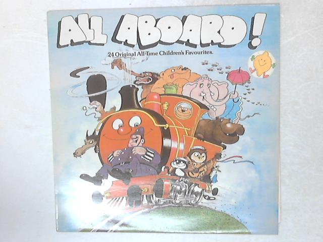 All Aboard! - 24 Original All-Time Children's Favourites LP By Various