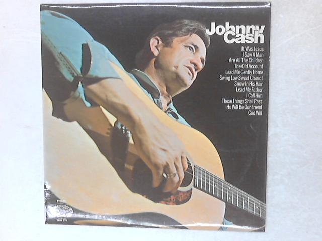 Hymns By Johnny Cash LP by Johnny Cash