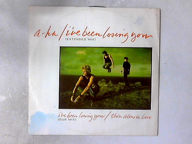 I've Been Losing You (Extended Mix) 12in by a-ha