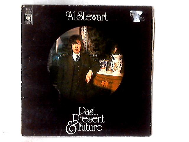 Past, Present & Future LP GATEFOLD By Al Stewart