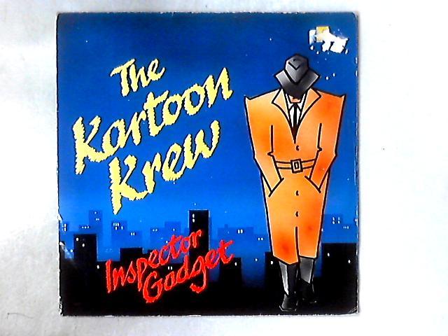 Inspector Gadget 12in By The Kartoon Krew