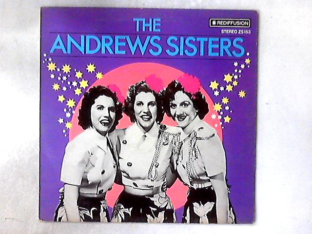 The Andrews Sisters LP By The Andrews Sisters