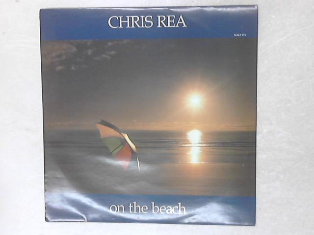 On The Beach 12in Single By Chris Rea