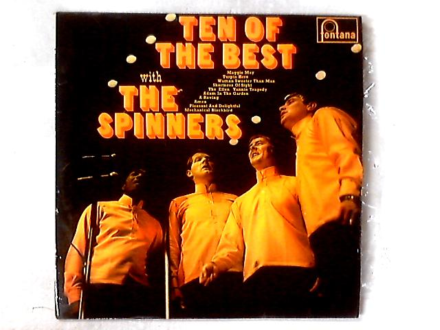 Ten Of The Best With The Spinners LP COMP By The Spinners