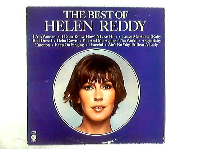 The Best Of Helen Reddy LP COMP By Helen Reddy