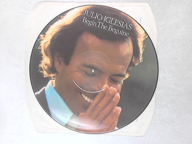 Begin The Beguine PIC DISC LP By Julio Iglesias
