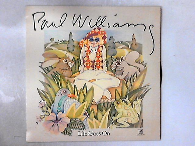 Life Goes On LP By Paul Williams (2)