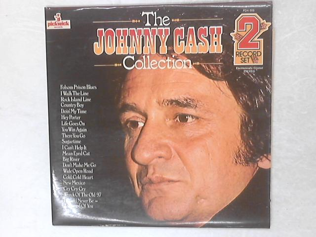 The Johnny Cash Collection 2xLP By Johnny Cash