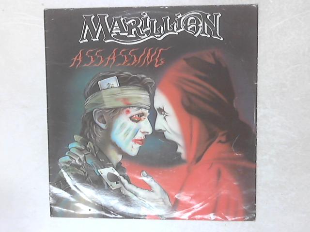 Assassing 12in Single By Marillion