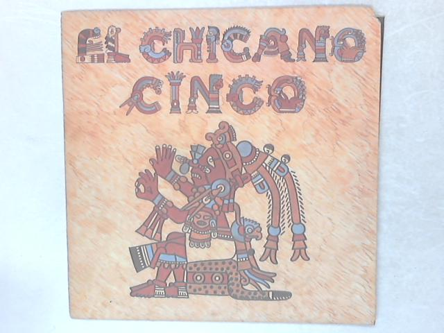 Cinco LP By El Chicano