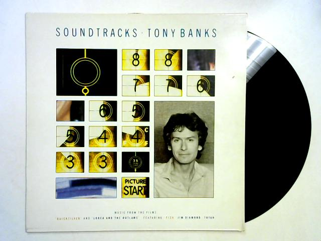 Soundtracks LP 1st By Tony Banks