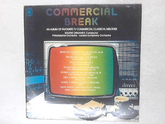 Commercial Break COMP LP By Various