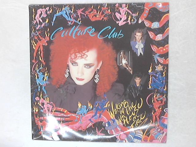 Waking Up With The House On Fire LP By Culture Club