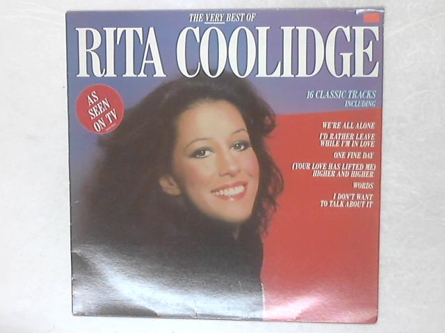 The Very Best Of Rita Coolidge LP By Rita Coolidge