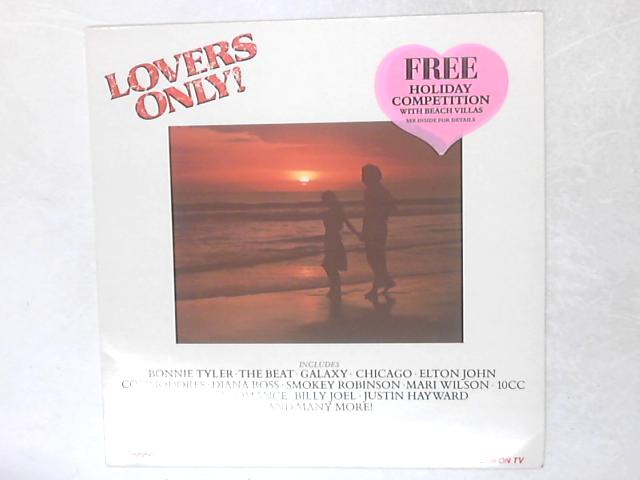 Lovers Only! COMP LP By Various