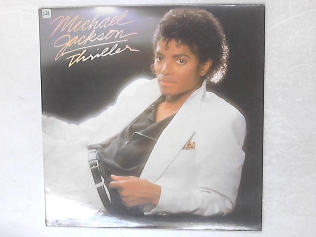 Thriller LP By Michael Jackson