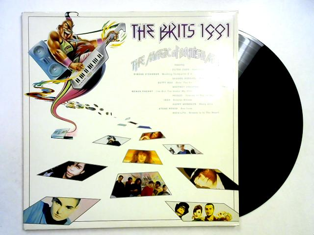 The Brits 1991 (The Magic Of British Music) 2LP By Various