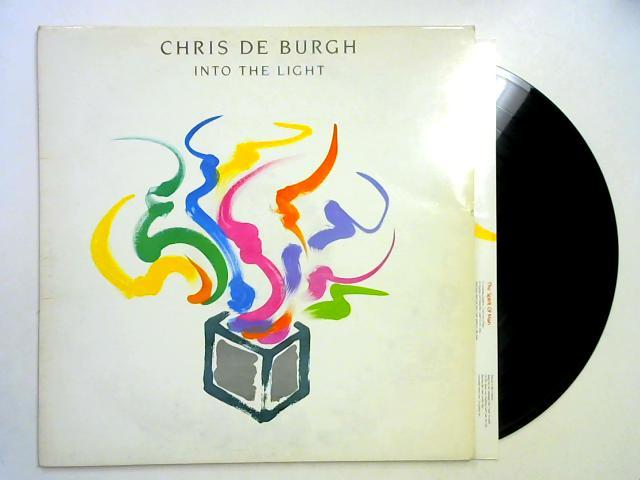 Into The Light LP 1st By Chris de Burgh