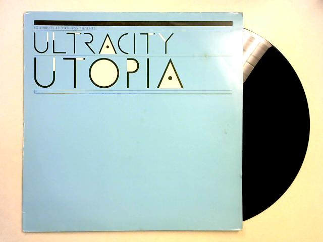 Utopia EP 12in By Ultracity