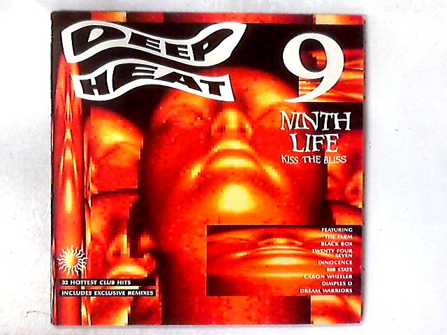 Deep Heat 9 Ninth Life - Kiss The Bliss 2xLP COMP GATEFOLD By Various