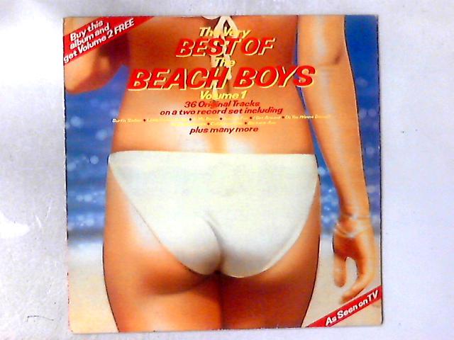 The Very Best Of The Beach Boys Volume 1 LP COMP By The Beach Boys