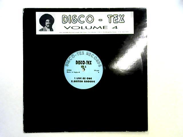 Vol 4 12in By Disco-Tex