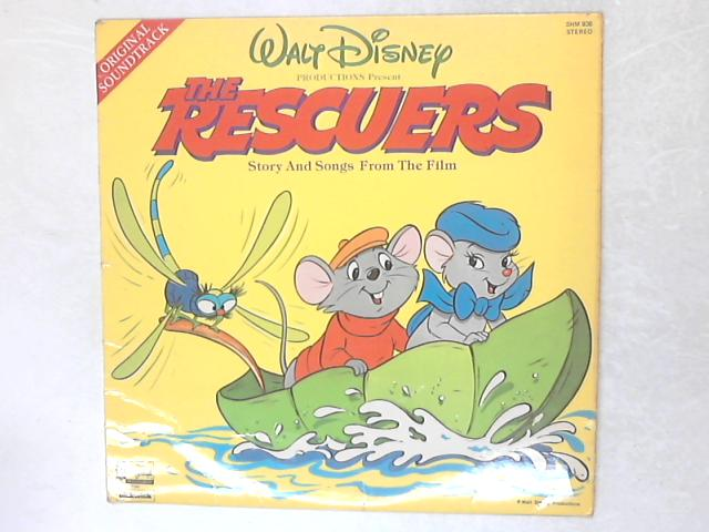 The Rescuers LP By Various