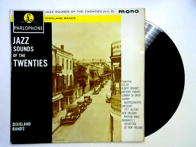 Dixieland Bands – Jazz Sounds Of The Twenties (Vol. 2) LP By Various