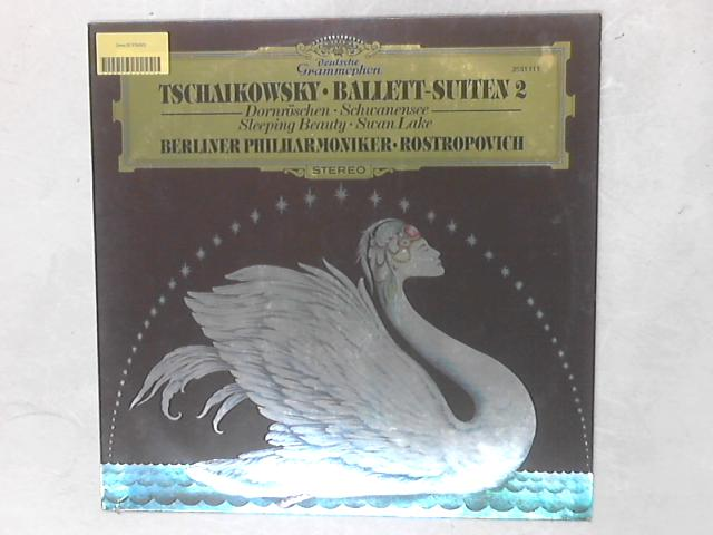 Ballett-Suiten 2 LP By Pyotr Ilyich Tchaikovsky
