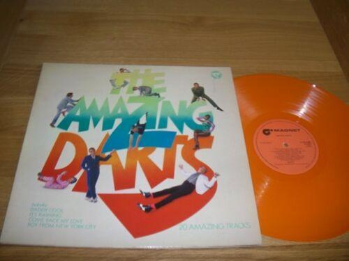 The Amazing Darts Orange Vinyl Lp Darts 1977 5c 062