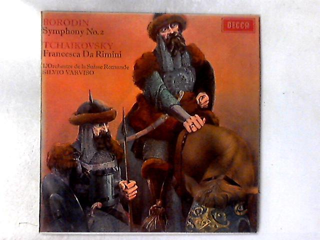 Symphony No. 2 / Francesca Da Rimini LP By Alexander Borodin
