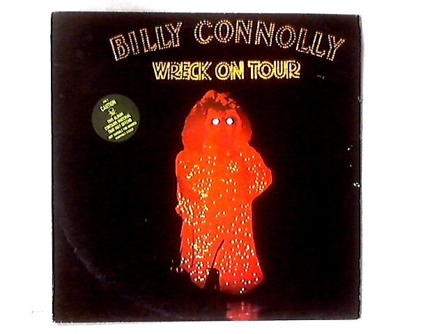 Wreck On Tour LP by Billy Connolly