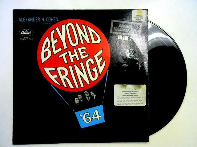Beyond The Fringe '64 Volume 2 LP by Original Broadway Cast
