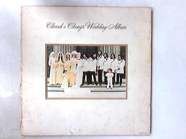 Cheech & Chong's Wedding Album LP GATEFOLD By Cheech & Chong