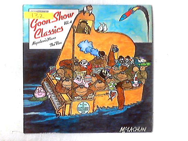 Goon Show Classics Vol. 4 LP By The Goons