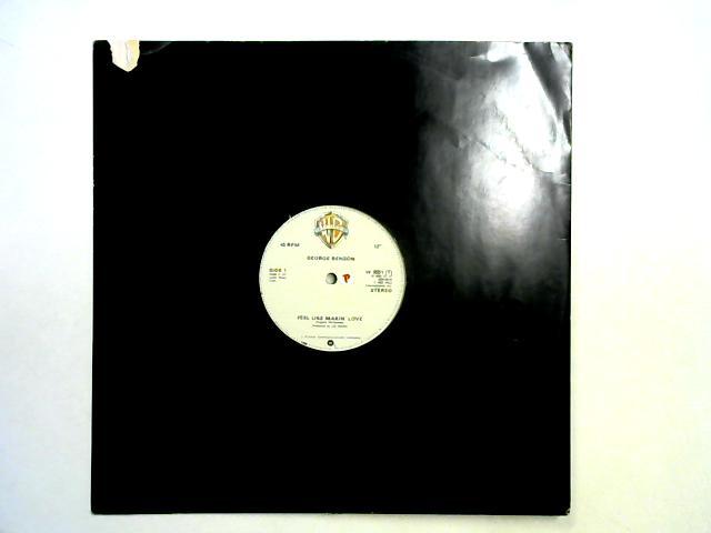 Feel Like Makin' Love 12in [no slv] 1st By George Benson