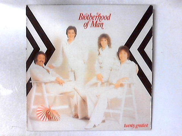 Twenty Greatest LP COMP By Brotherhood Of Man