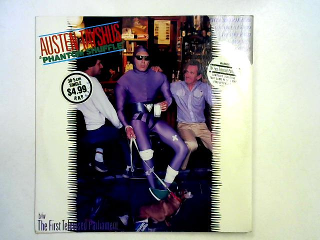 Phantom Shuffle LP by Austen Tayshus