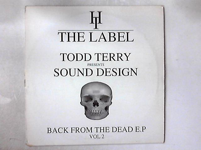 Back From The Dead E.P Vol 2 12in by Todd Terry