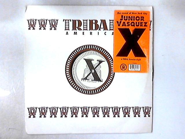 X 12in by Junior Vasquez