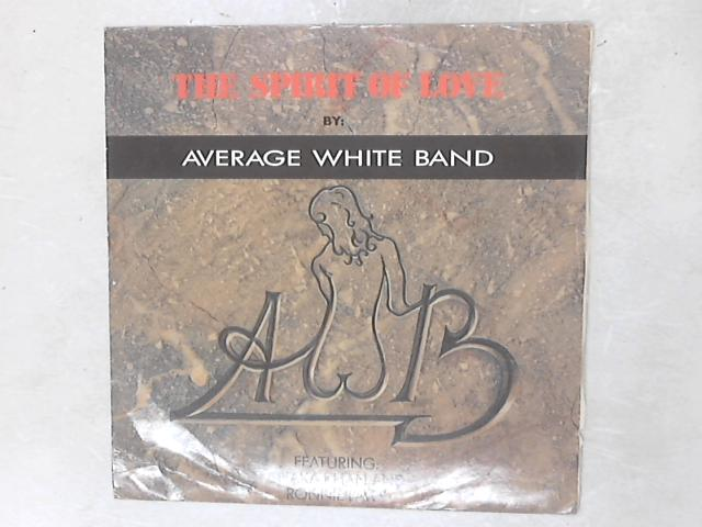 The Spirit Of Love 12in Single By Average White Band