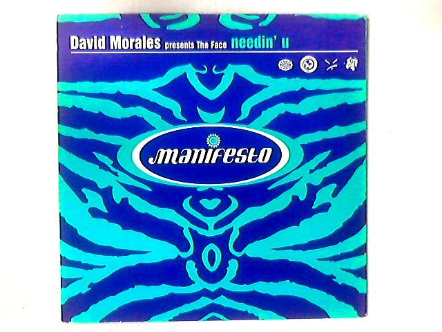 Needin' U 12in by David Morales